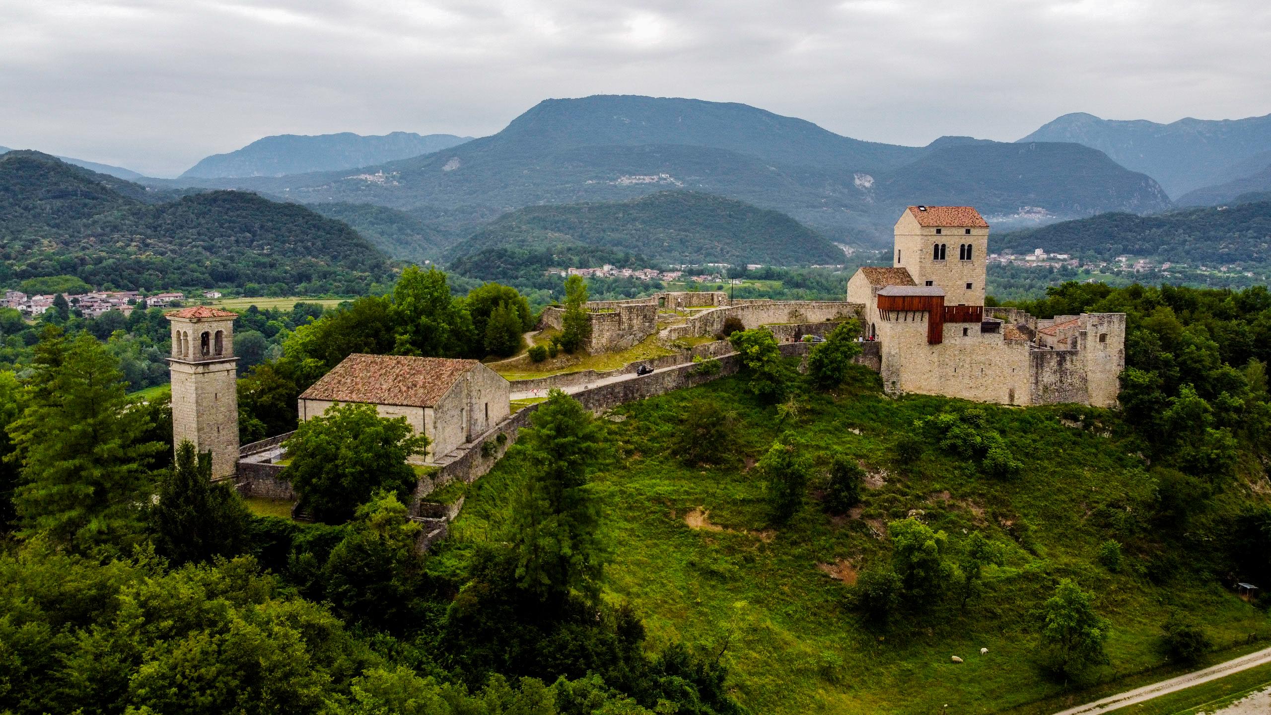 Il Castello di San Pietro a Ragogna