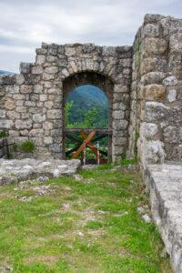 Vecchio ingresso del Castello di Ragogna