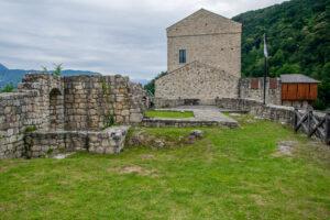 Sopra al Castello di Ragogna