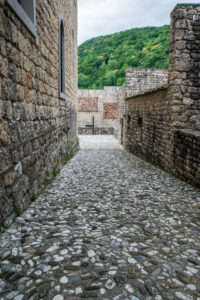 Interno del Castello di Ragogna