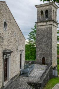Antica pieve del Castello di Ragogna