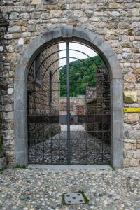Ingresso odierno del Castello di Ragogna