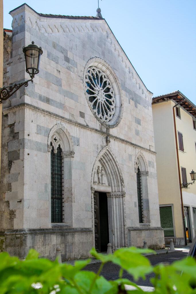Chiesa Sant'Antonio Abate - San Daniele