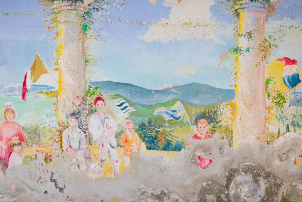 Murales di San Daniele del Friuli