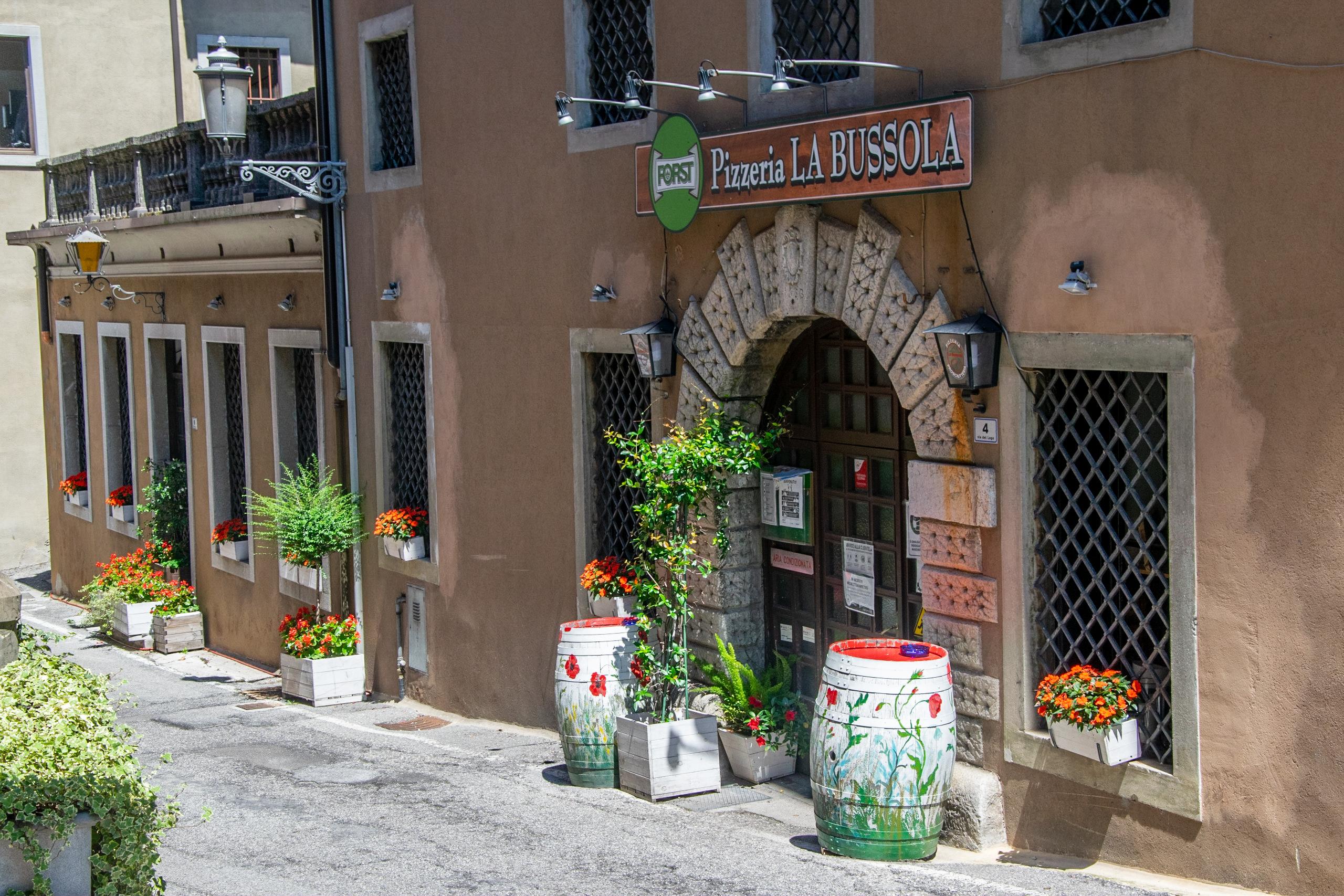 Pizzeria la Bussola - San Daniele del Friuli