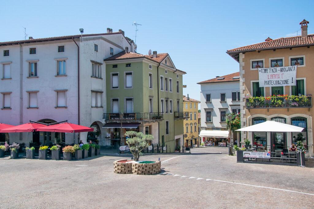 Piazza Vittorio Emanuele II - San Daniele