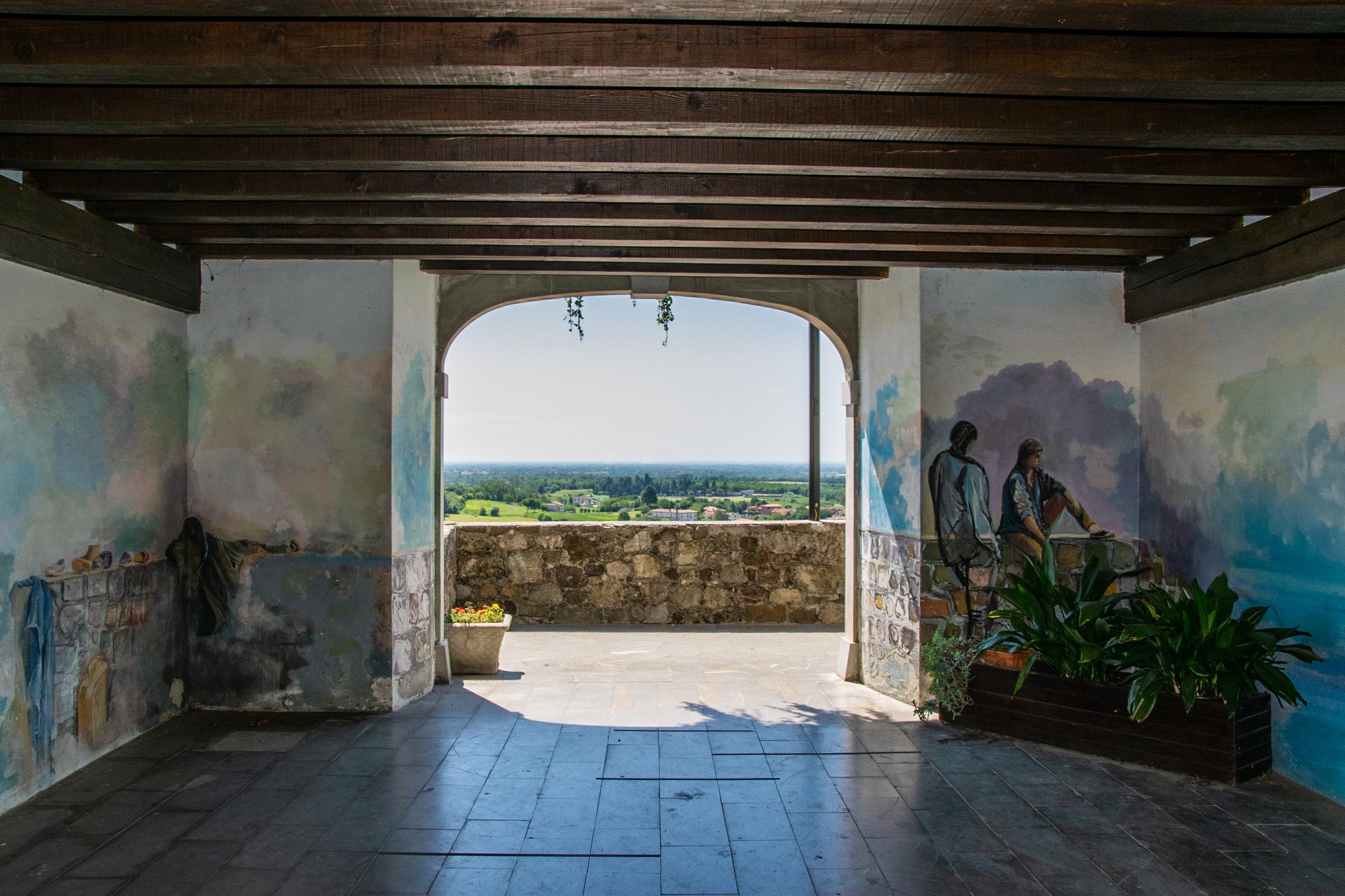 Murales di San Daniele