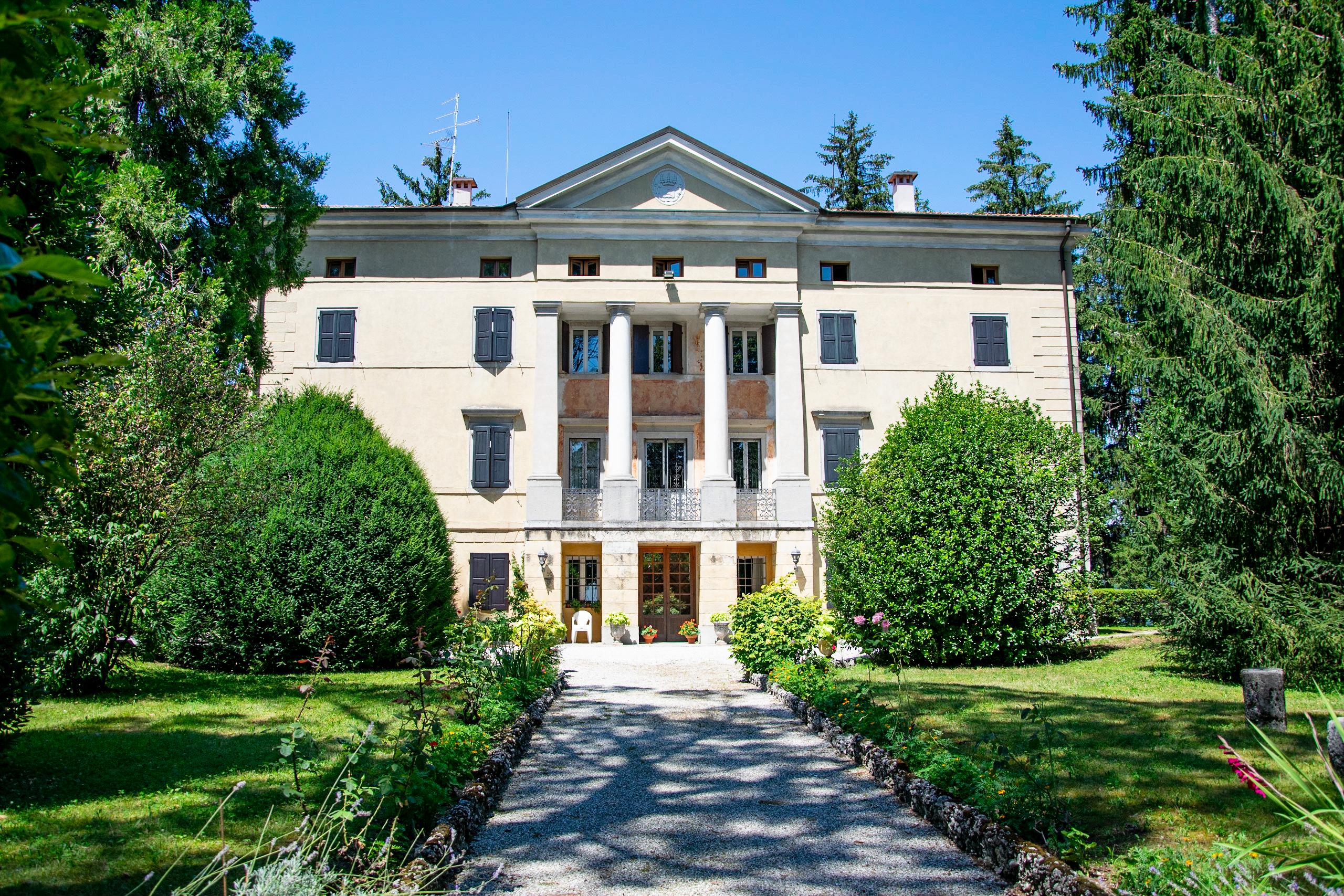 Villa Ticozzi de' Concina - San Daniele del Friuli