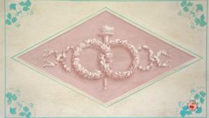 Decorazioni parietali sala matrimoniale di Villa Farsetti - Santa Maria di Sala