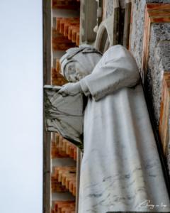 facciata Castello Ceconi