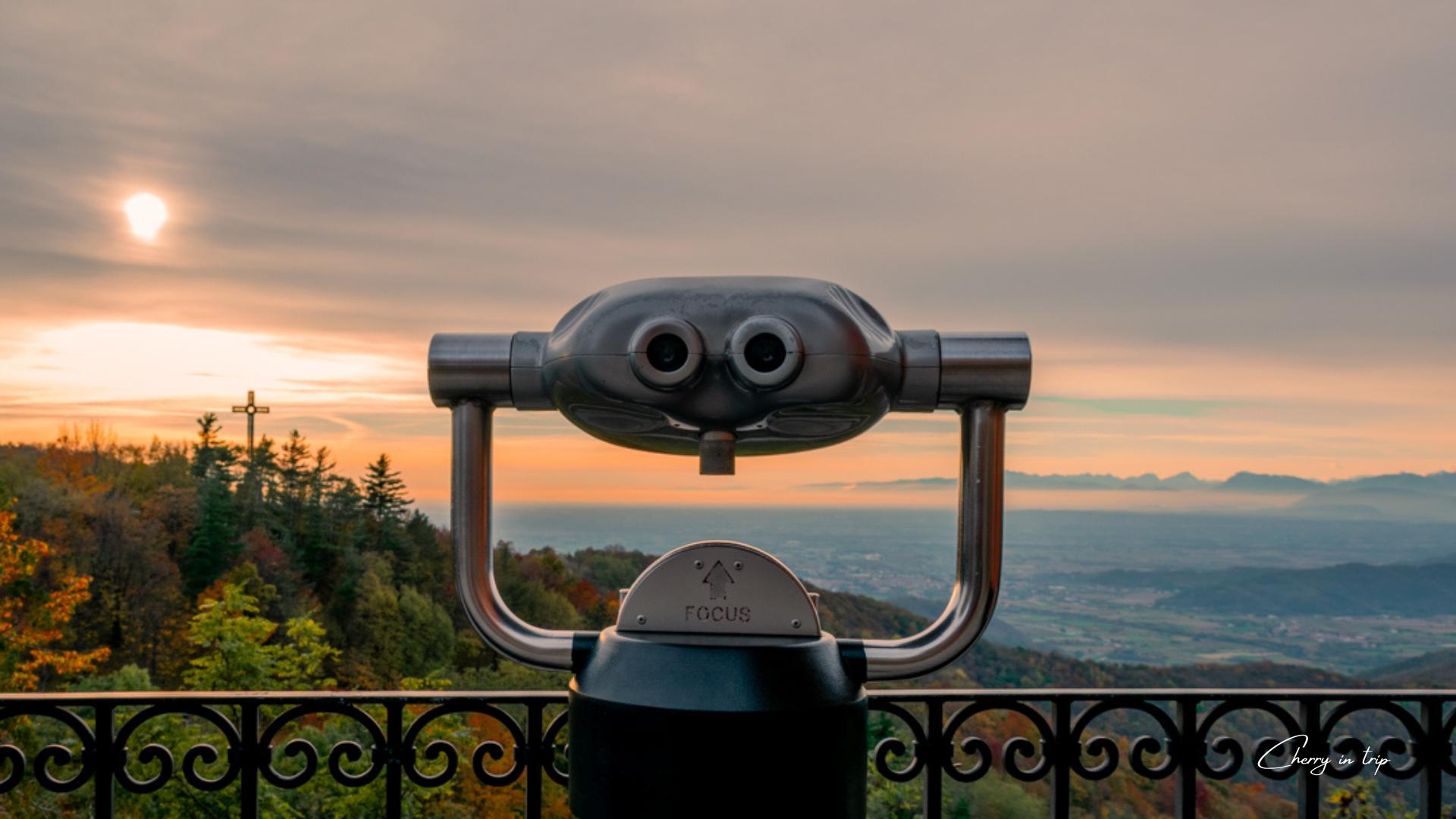 Terrazza Panoramica Santuario di Castelmonte