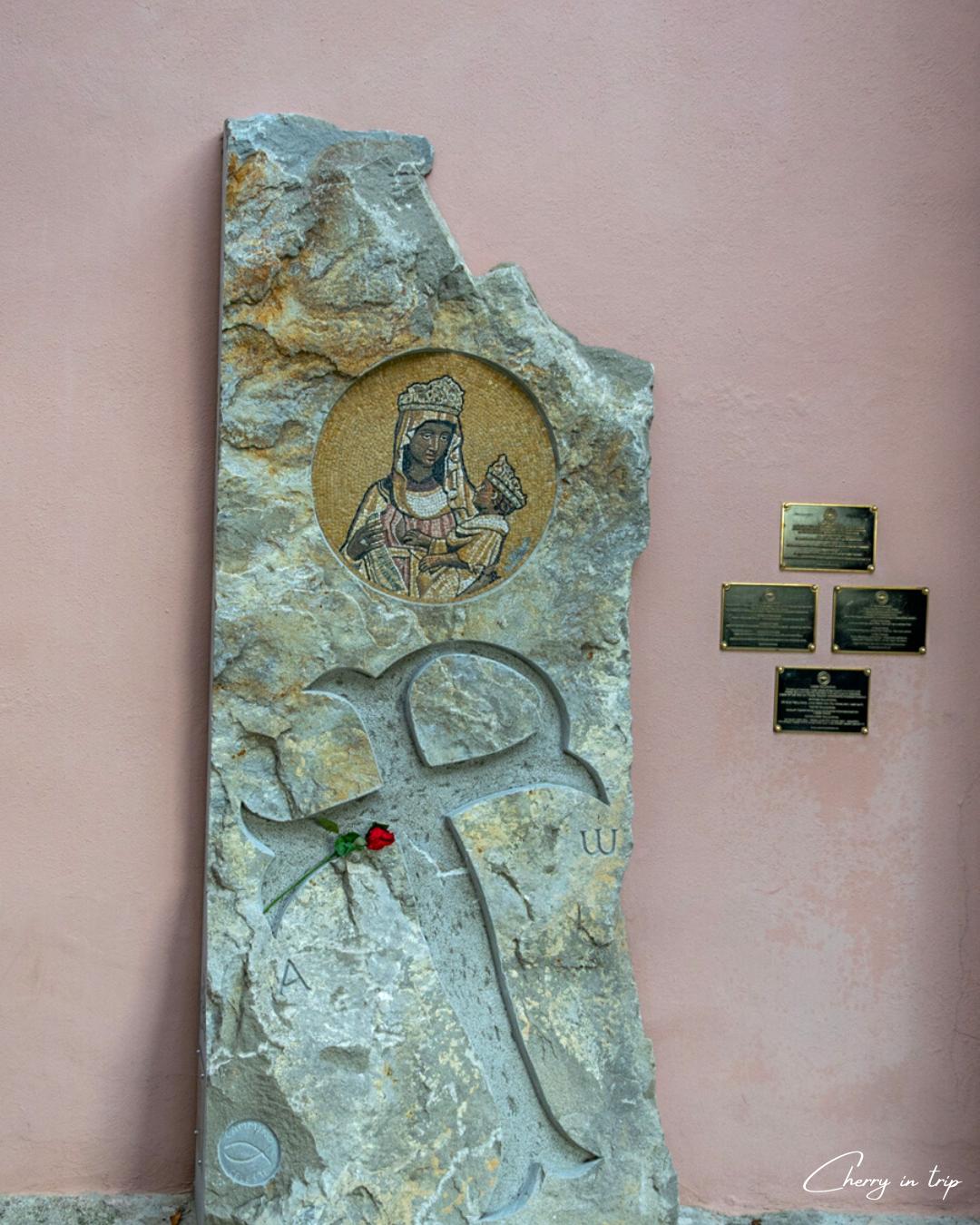 il borgo di Prepotto a Castelmonte