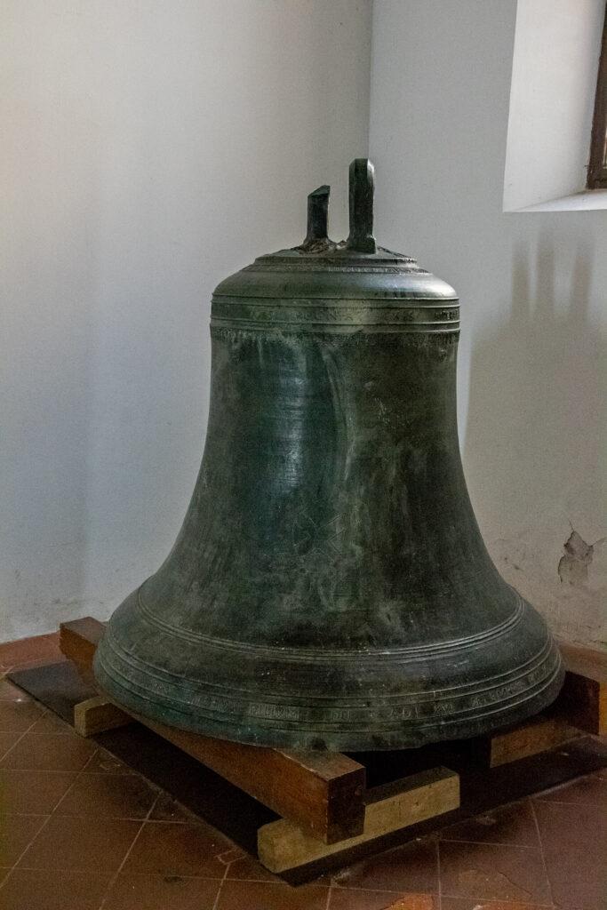 Campana _chiesa delle Fratta