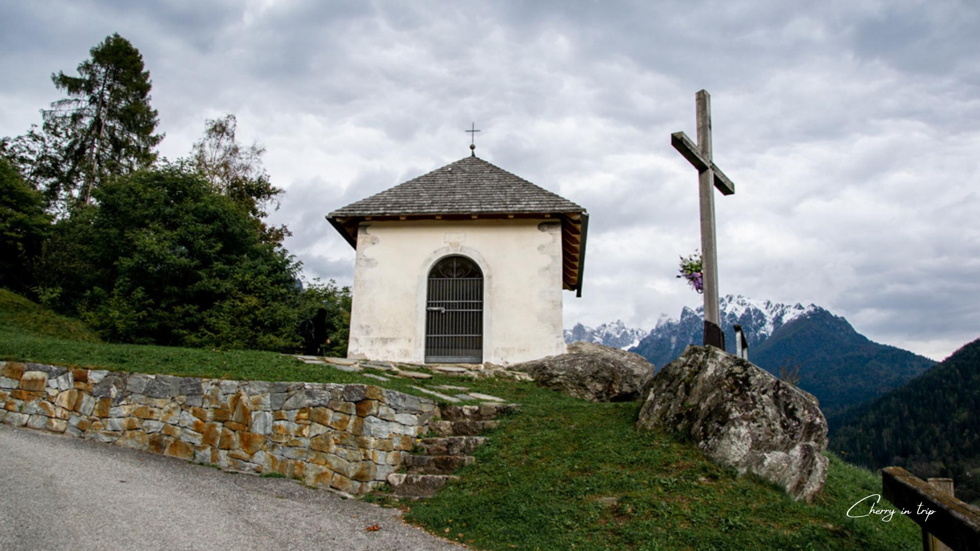 Cappella sul Coleor