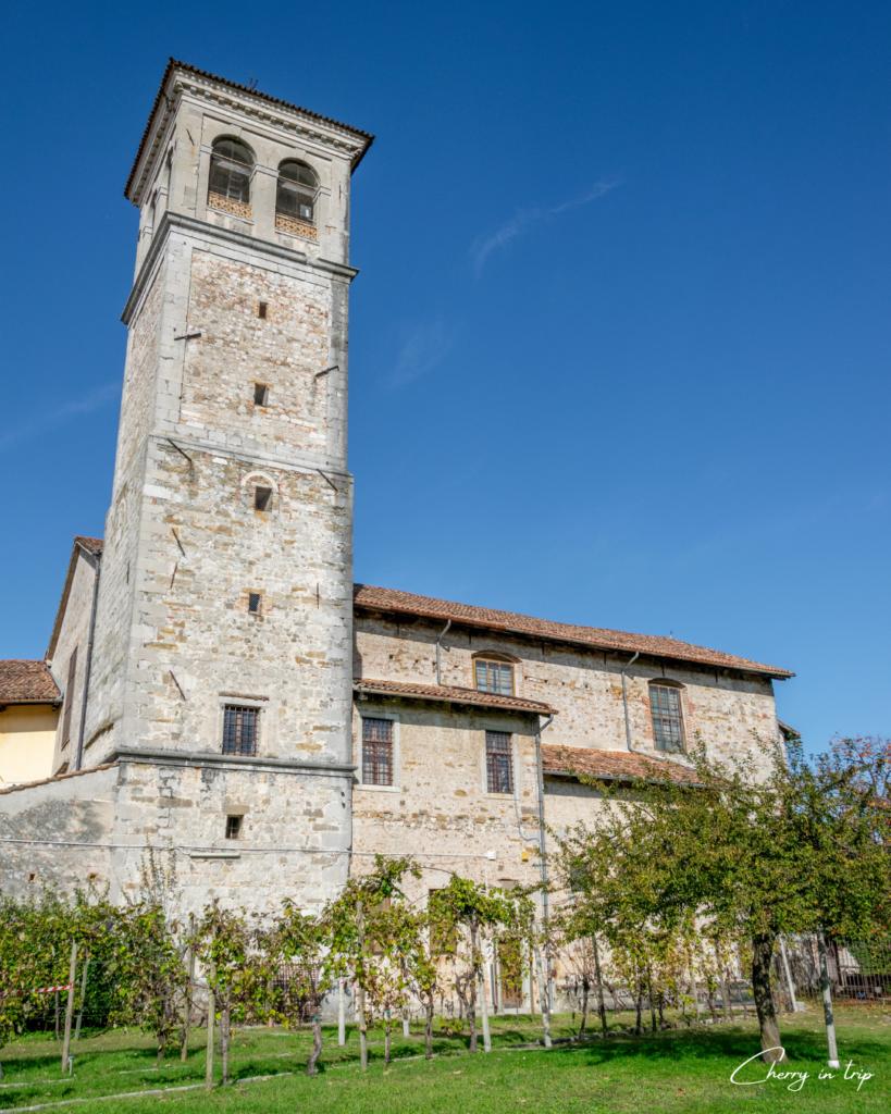 Monastero di Civiale del Friuli