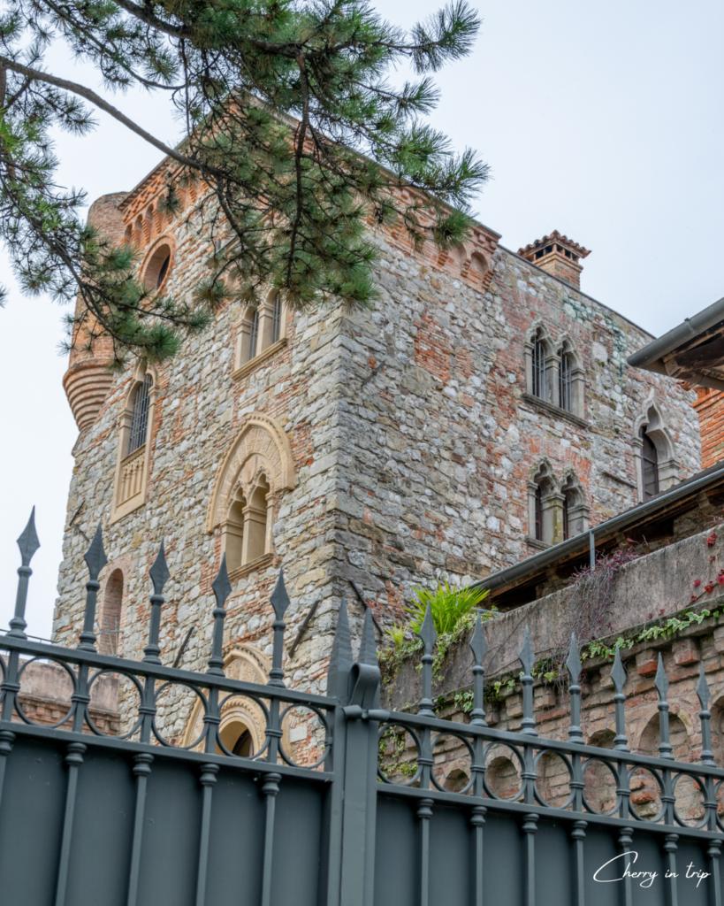Castello Canussio a Cividale del Friuli