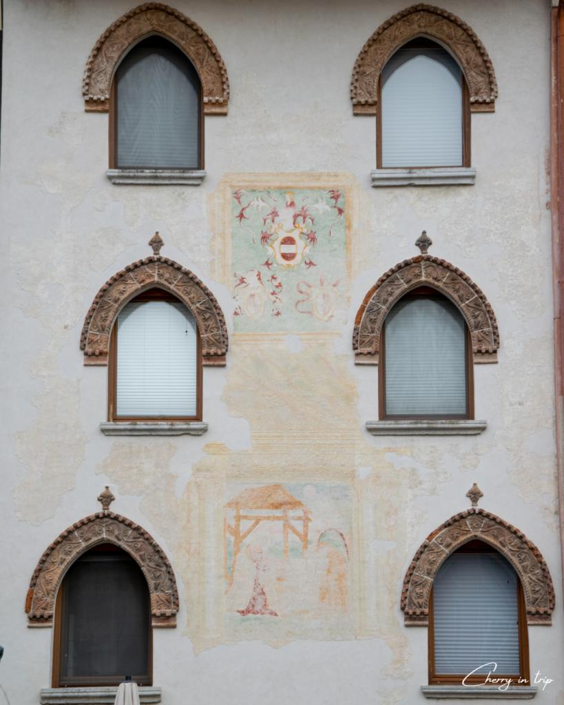 Palazzo di Paolo Diacono in Piazza Diacono a Cividale del Friuli
