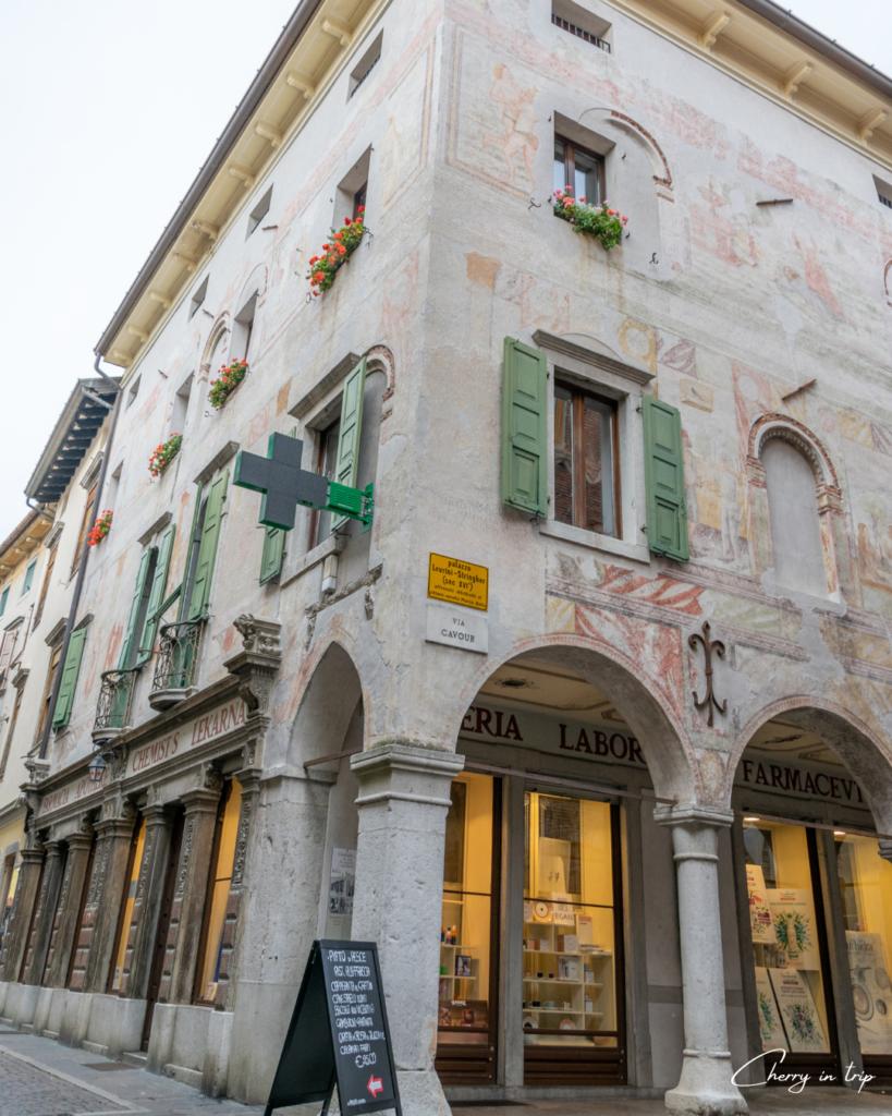 PALAZZO LEVRINI STRINGHER - Cividale del Friuli