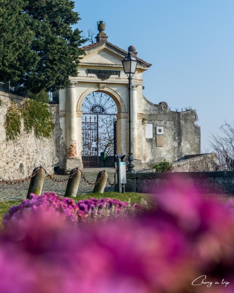 Porta Santa del Santuario - Monselice