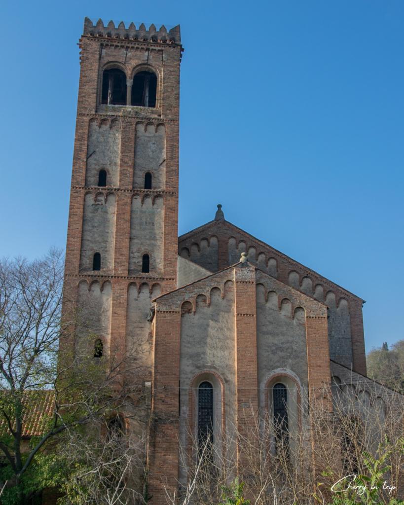 Pieve di Santa Giustina - Monselice