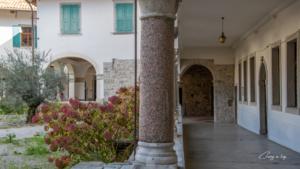 Chiostro del Monastero di Cividale del Friuli