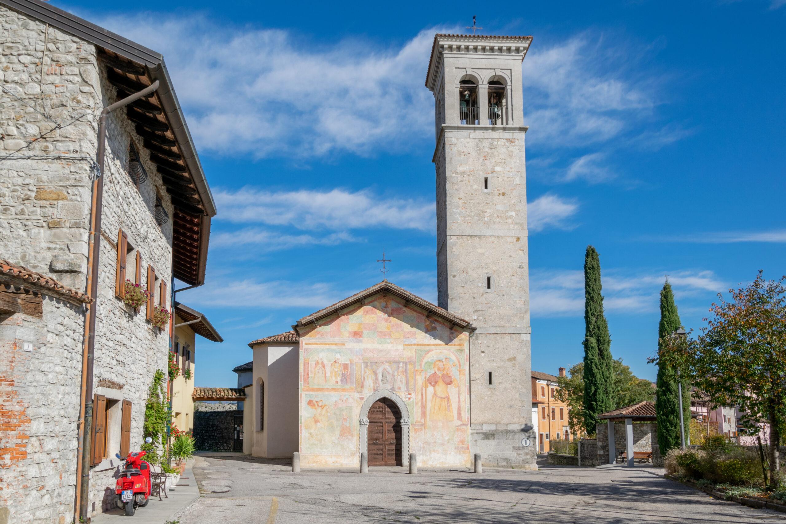 Chiesa San Pietro e San Biagio a Cividale del Friuli