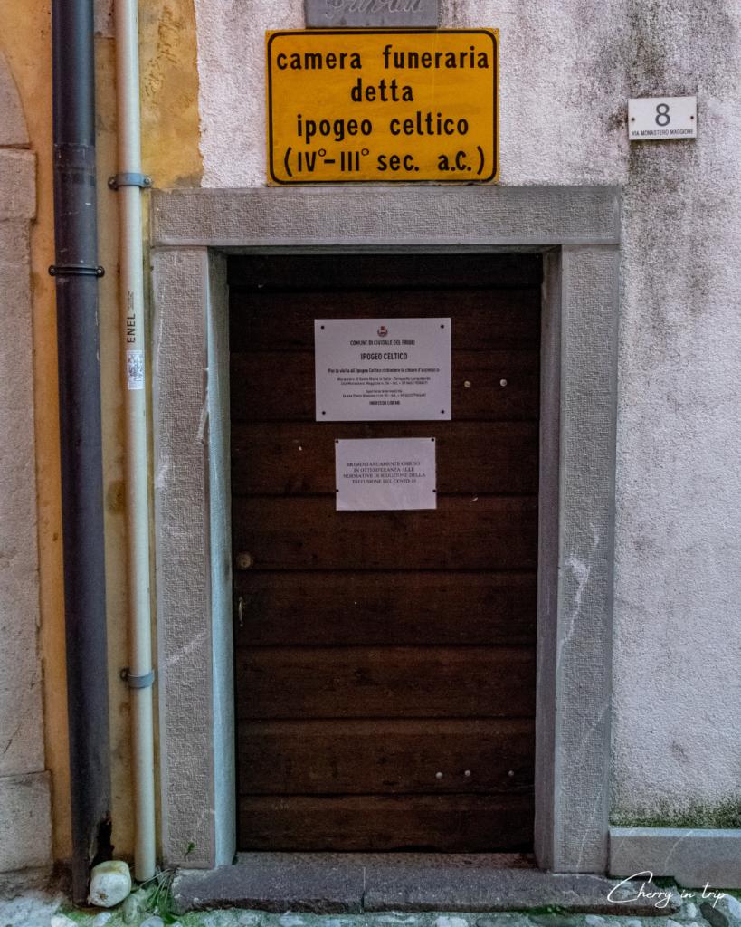 Ipogeo Celtico - Cividale del Friuli