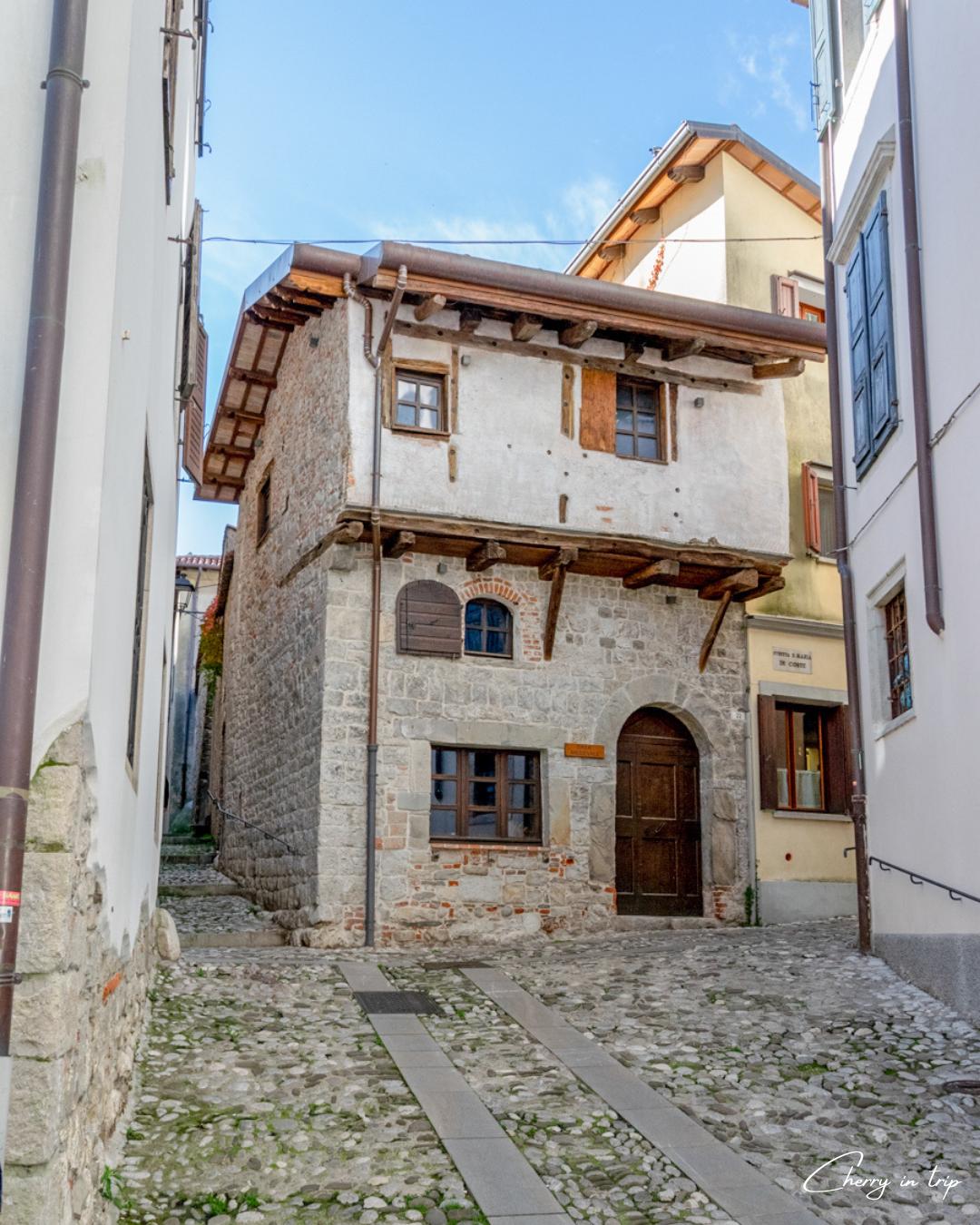 Casa medievale a Cividale del Friuli