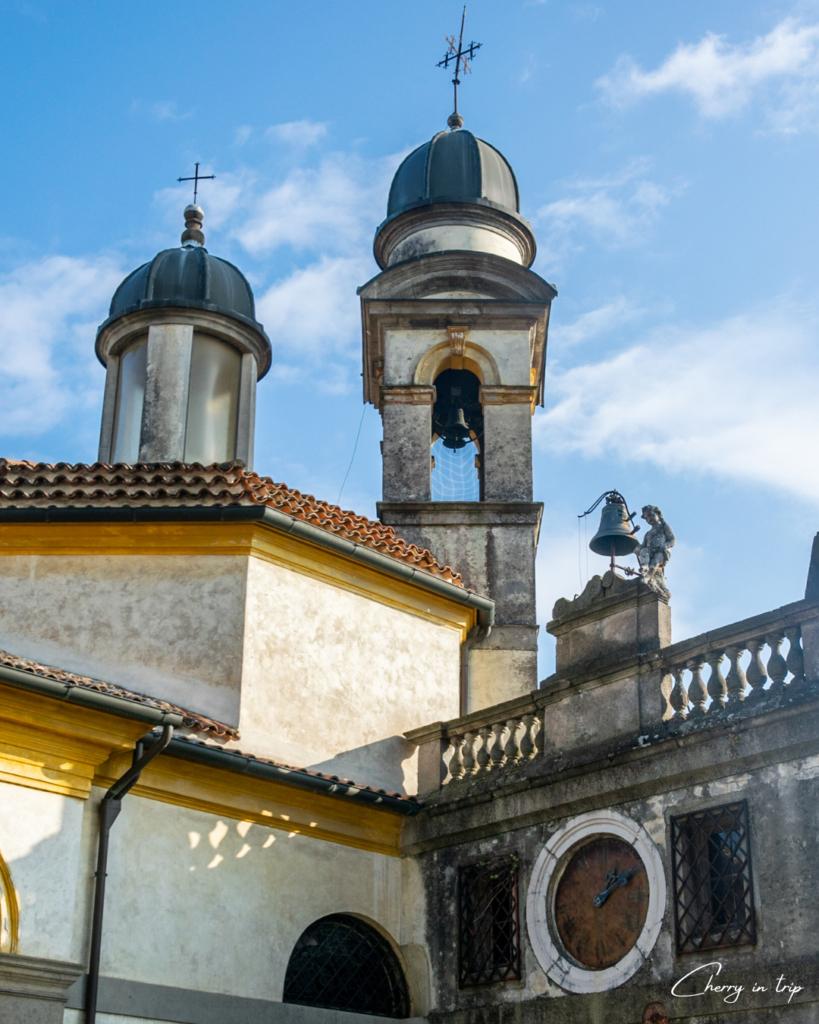 Chiesa di San Giorgio - Santuario Sette Chiese a Monselice
