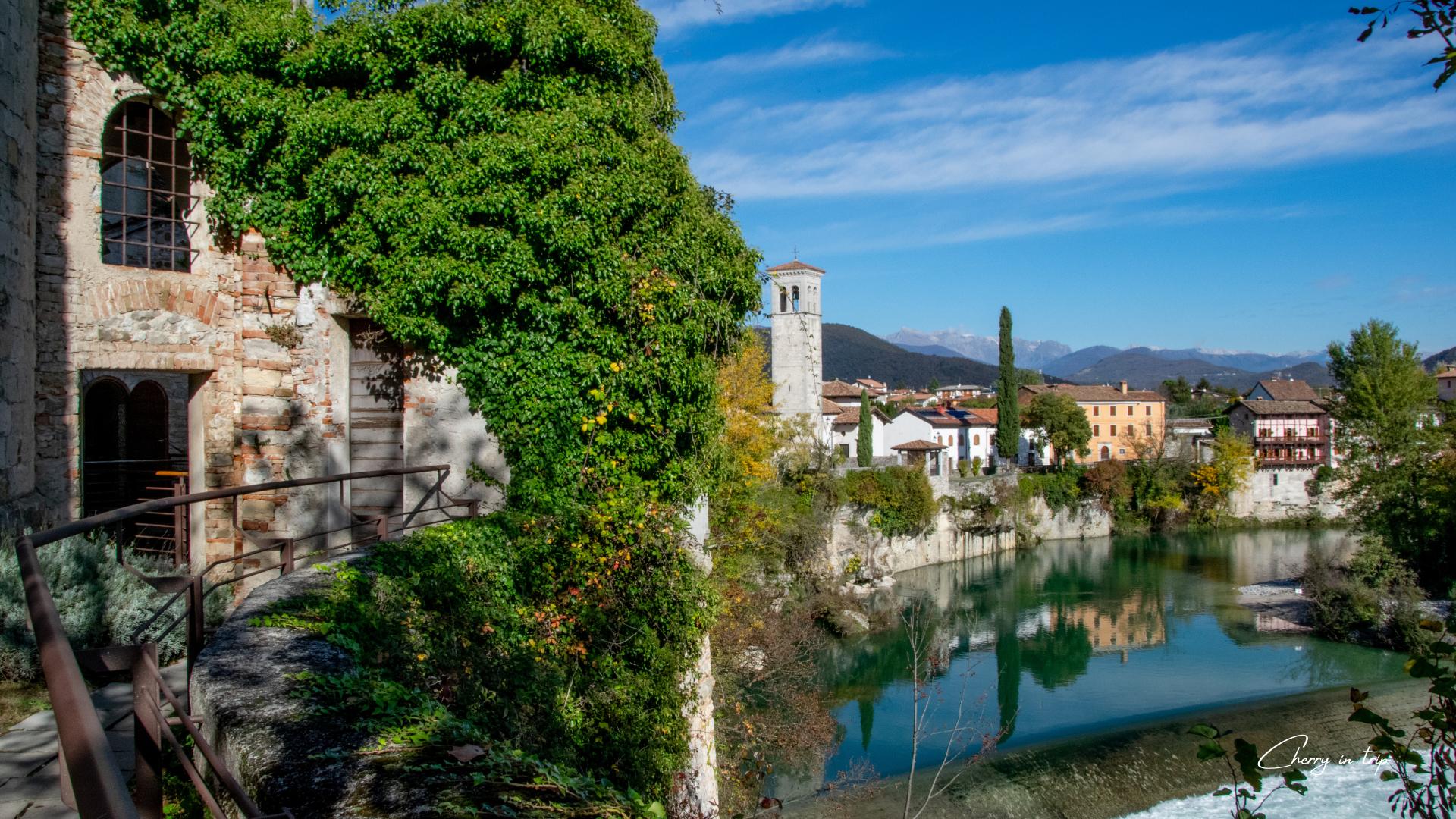 Belvedere dal Monastero di Cividale del Friuli