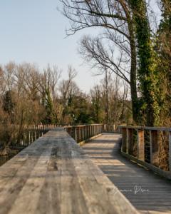 il percorso la Restera da Treviso a Casier